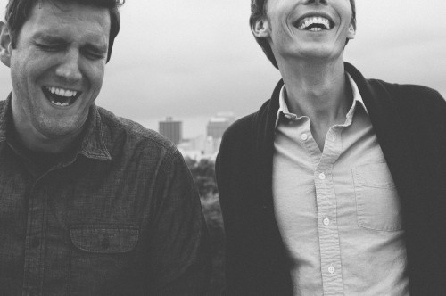 The Minimalists, photo by Adam Dressler