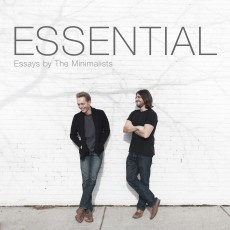 Essential: Essays by The Minimalists, cover design by SPYR Media