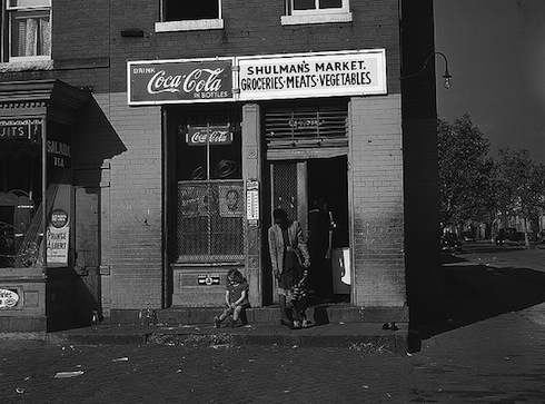 Cola at the Corner Store