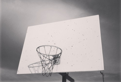 Basketball Hoop, Photo by JFM