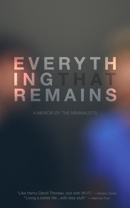 Everything That Remains, cover design by SPYR Media