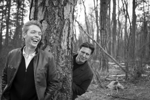The Minimalists, Photo by Megan Jae Riggs
