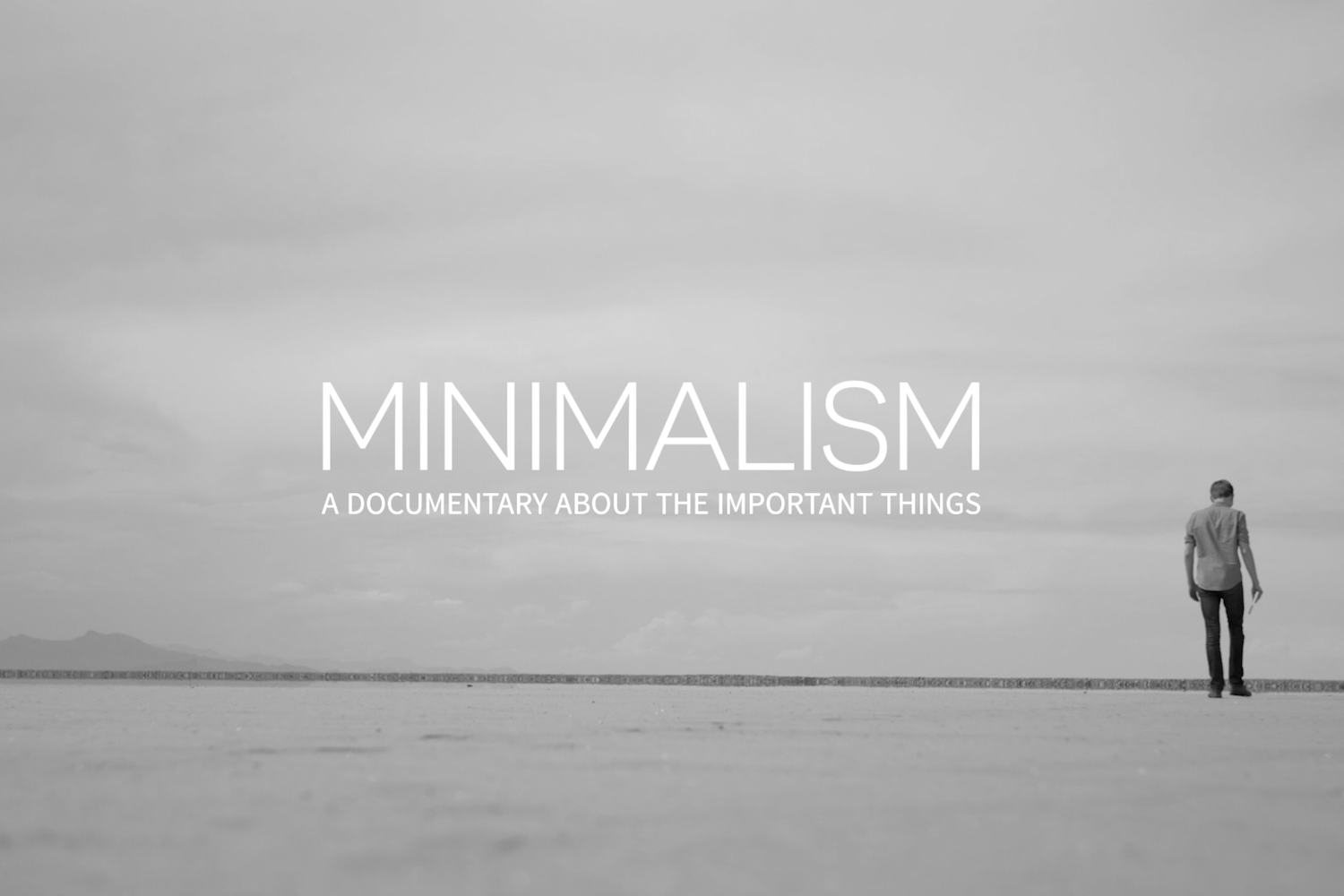 Help the minimalists for Minimalism live a meaningful life