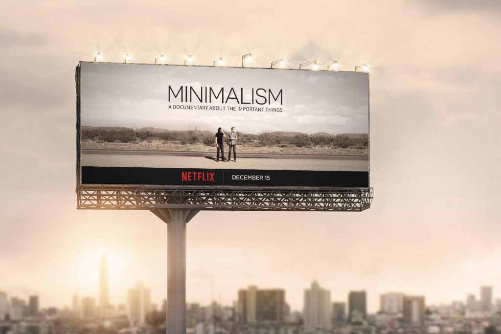 Minimalism Documentary on Netflix