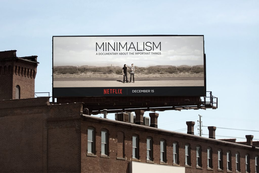 Subscribe to The Minimalists via email.