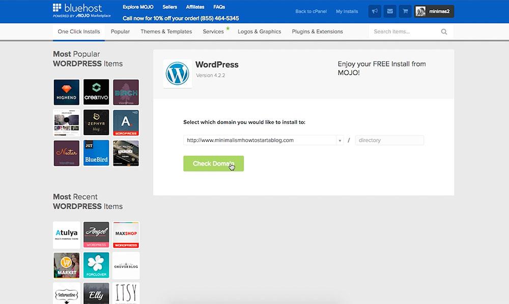 Create Blog: Step 7