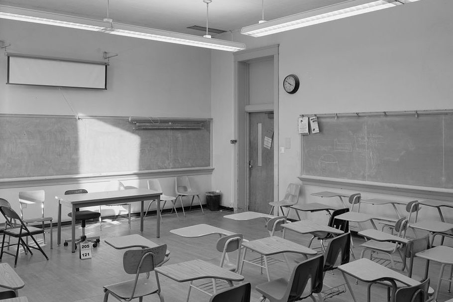 The Minimalist Classroom ~ Podcast question the minimalists